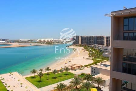 فلیٹ 4 غرف نوم للبيع في شاطئ الراحة، أبوظبي - Best 4 Bedroom Apartment with Sea View in Rahba!