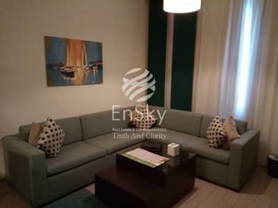 furnished  Studio+ parking & monthly payment Option
