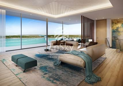 3 Bedroom Flat for Sale in Yas Island, Abu Dhabi - Best Price For 3+M with Golf Course and Sea View