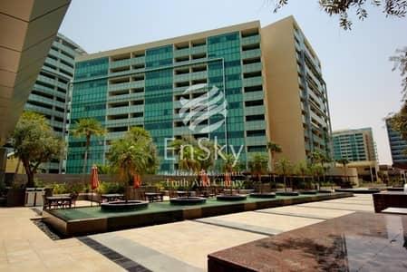 فلیٹ 1 غرفة نوم للبيع في شاطئ الراحة، أبوظبي - Hot Deal for 1 BD with Canal View on the Island