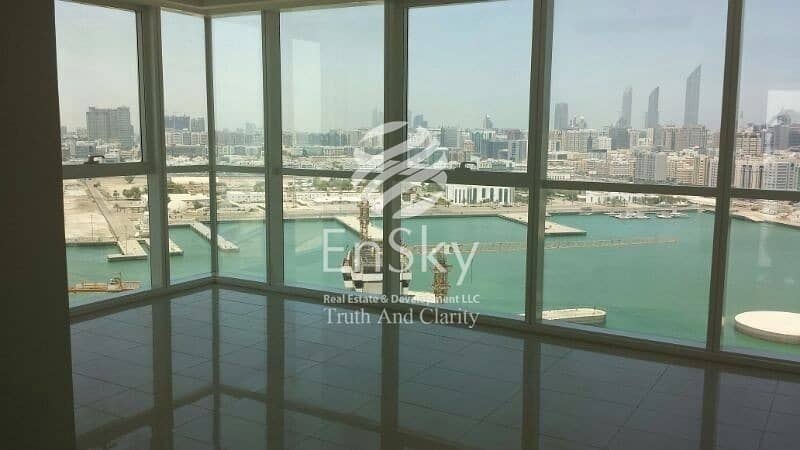 2 3+M+Study Room with Full Sea View! Higher Floor  Biggest
