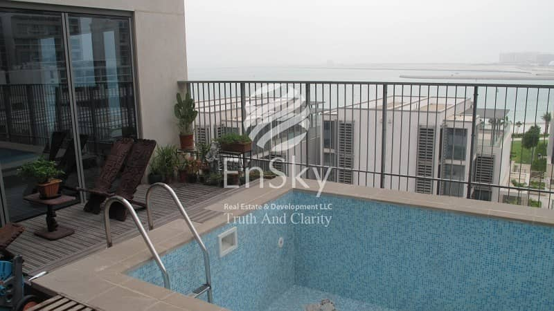 2 Sea Facing Podium Villa Available Now For Sale.