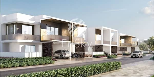 2 Bedroom Villa for Sale in Yas Island, Abu Dhabi - Upcoming Project with Reasonable Payment Plans