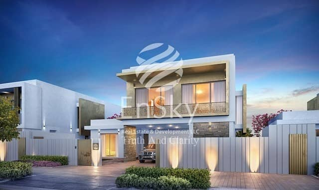 Invest in a Beautiful 2 Bed Villa in Yas Acres!