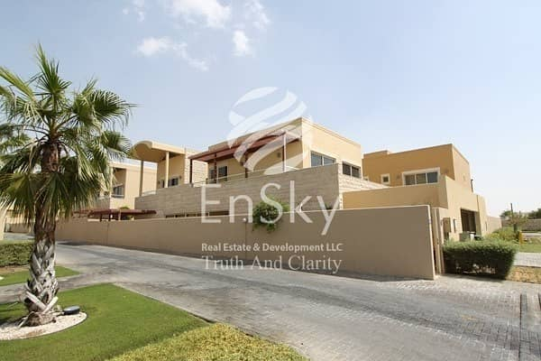 Amazing 3 Bedroom Villa with Type A Layout