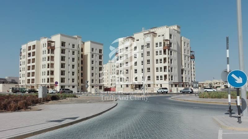 Cheapest One Bedroom with Parking in Abu Dhabi!