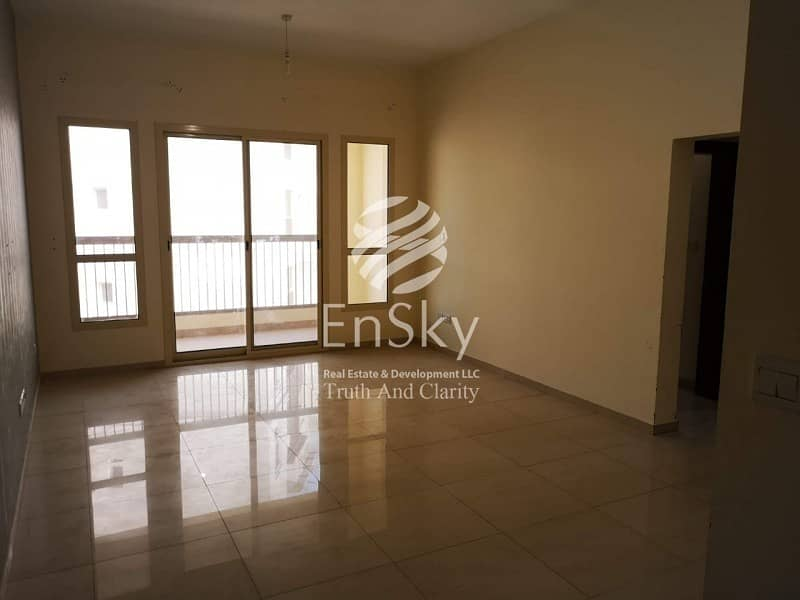 2 Cheapest One Bedroom with Parking in Abu Dhabi!