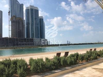 شقة 1 غرفة نوم للبيع في جزيرة الريم، أبوظبي - Buy a sea view 1 bedroom Unit in Yasmina
