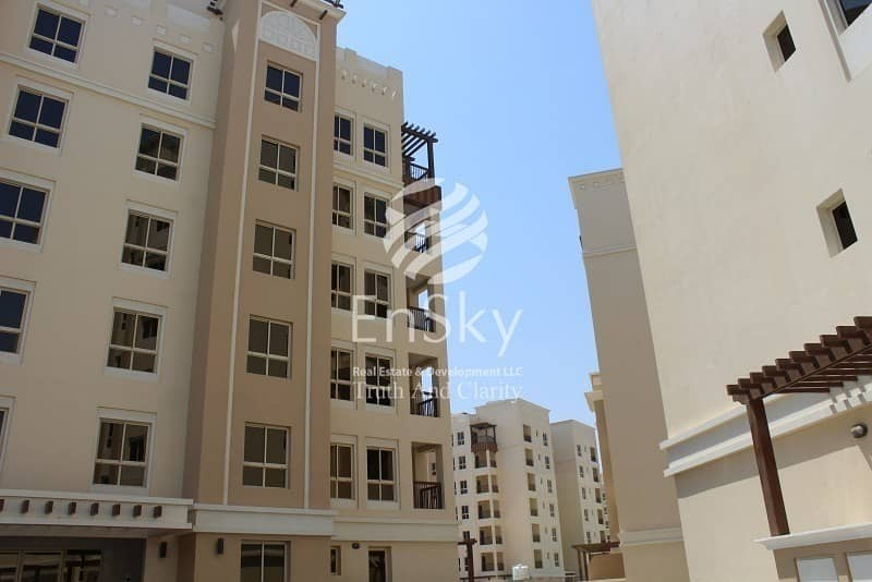 Cheapest 2 Bedroom Apartment in Bani Yas