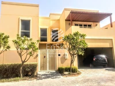 3 Bedroom Villa for Sale in Al Raha Gardens, Abu Dhabi - Type S Corner Plot 3 Bedroom Villa at a Prime Location