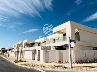 فیلا 5 غرفة نوم للبيع في جزيرة ياس، أبوظبي - Brand New Single Row