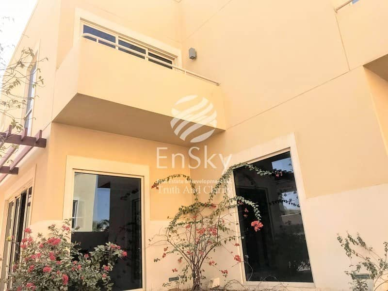 2 Beautiful Upgraded Villa in a Very Exclusive Community