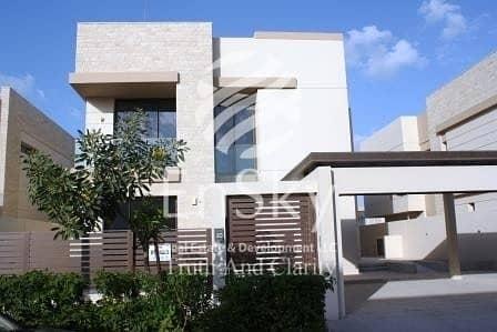 4 Bedroom Villa for Sale in Saadiyat Island, Abu Dhabi - Ultra Modern Luxurious Villa Near Sea Access for Sale