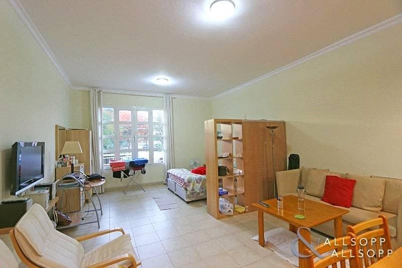 Large Studio | Lake Apartments | Furnished
