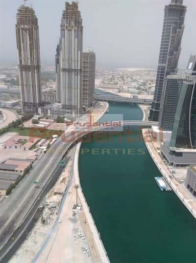 2 Bedroom Apartment for Sale in Business Bay, Dubai - Only Unique Unit/Canal& Sea View/High Floor