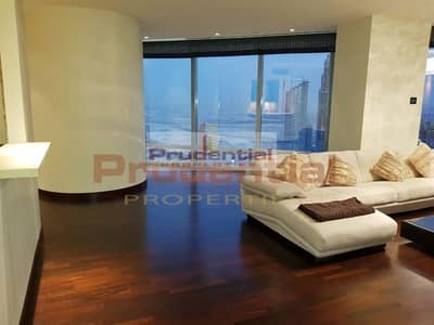 2 Bedroom Flat for Rent in Downtown Dubai, Dubai - Fully Furnished I Fountain Views I Spacious 2 bed