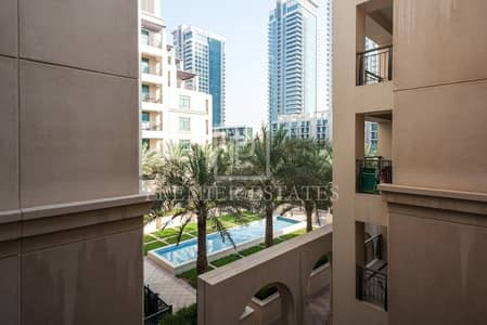 1 Bedroom Apartment for Rent in The Views, Dubai - Fully Furnished chiller included vacant