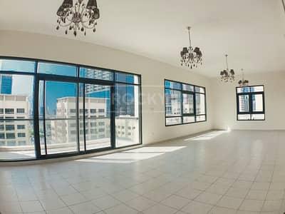 شقة 3 غرفة نوم للايجار في الروضة، دبي - Kitchen Equipped | plus Study Room | Al Ghaf 2