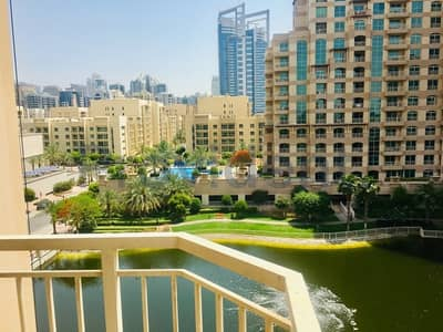 2 Bedroom Apartment for Rent in The Views, Dubai - 2 Beds | Full Canal View | Unfurnished |