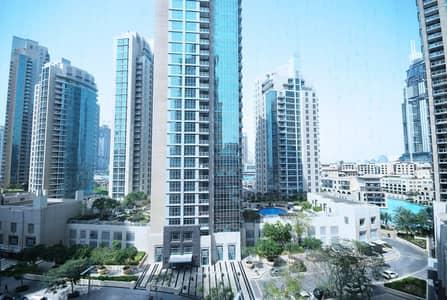 فلیٹ 2 غرفة نوم للبيع في وسط مدينة دبي، دبي - Spacious|Fountain & Burj View|BLVD Central