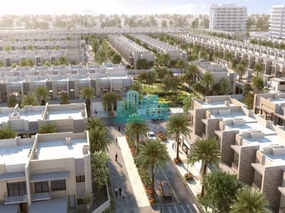 2 Bedroom Townhouse for Sale in Mohammad Bin Rashid City, Dubai - 2BR+Maid