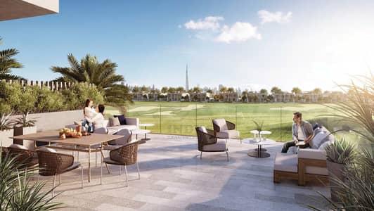 فیلا 4 غرفة نوم للبيع في دبي هيلز استيت، دبي - Golf Course Club Villas at Dubai Hills