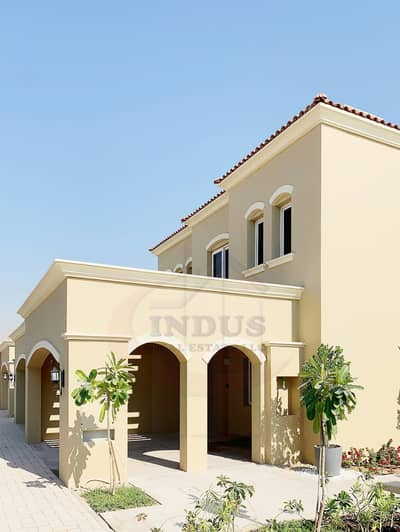 3 Bedroom Townhouse for Sale in Serena, Dubai - 3BR Casa Viva Serena Townhouse in Dubailand