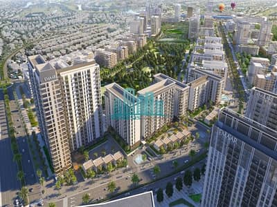 فلیٹ 2 غرفة نوم للبيع في دبي هيلز استيت، دبي -  DUBAI HILLS