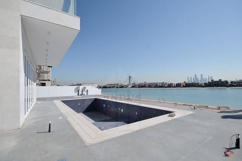 2 BRAND NEW VILLA FOR SALE IN PALM JUMEIRAH