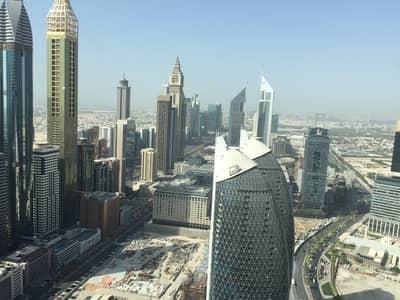فلیٹ 2 غرفة نوم للبيع في مركز دبي المالي العالمي، دبي - 2BR Apt w/ Balconies at Index Tower DIFC