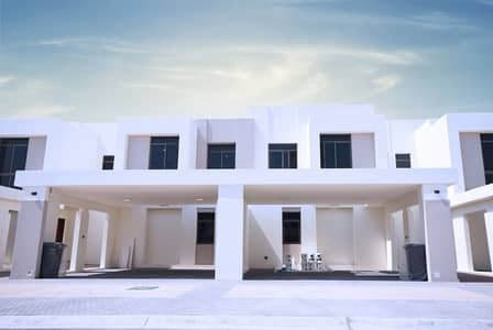 3 Bedroom Townhouse for Sale in Town Square, Dubai - Brand New Single Row Type 6 3BR+M Townhouse at Hayat