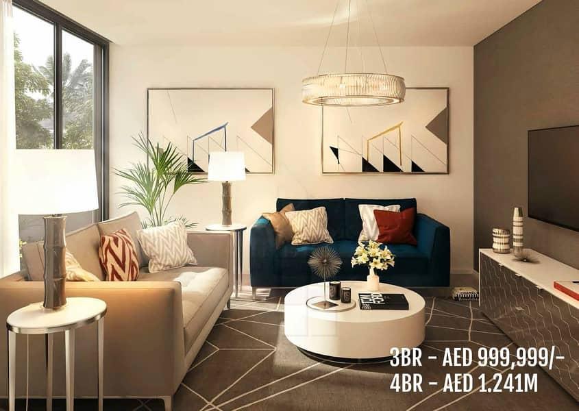 2 Affordable Sahara Villas at Akoya Oxygen