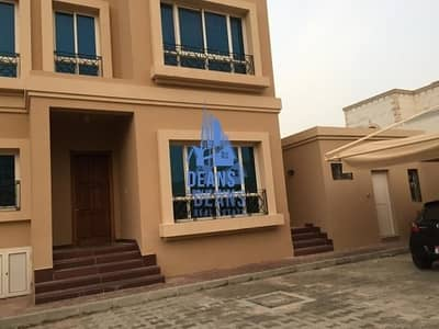 فیلا 4 غرفة نوم للايجار في مدينة شخبوط (مدينة خليفة B)، أبوظبي - Luxury 4BR Villa with Private Pool+Driver Rom in Shakhbout City