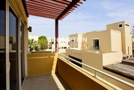 3 Bedroom Villa for Sale in Al Raha Gardens, Abu Dhabi - Corner 3B Villa