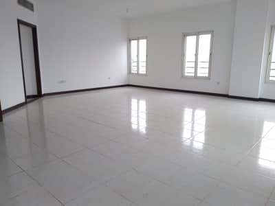 3 Bedroom Apartment for Rent in Airport Street, Abu Dhabi - For Rent! 3 Bedrooms 4 bathrooms  with  Maids Room  At Airport road Near Delma Signal