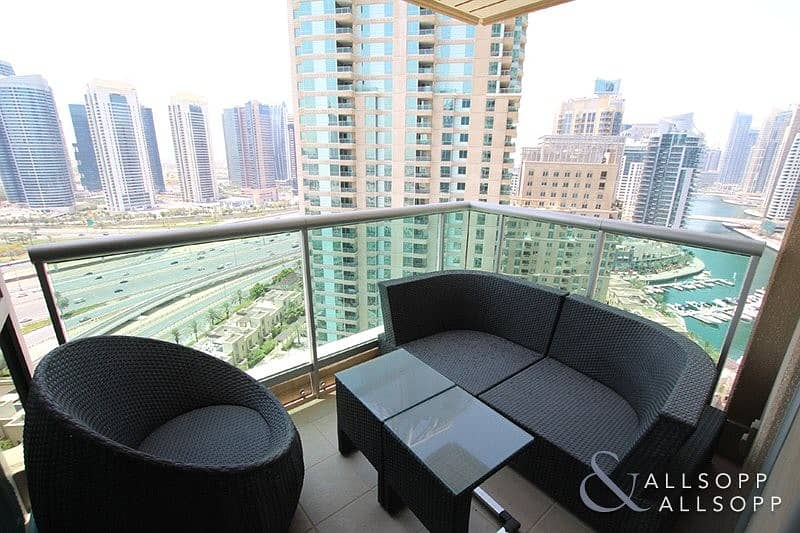 Two Bedroom | Furnished | Vacant | Balcony
