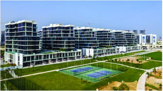 1 Bedroom Flat for Sale in DAMAC Hills (Akoya by DAMAC), Dubai - Ready to Move in Golf Town | 4% DLD Waiver