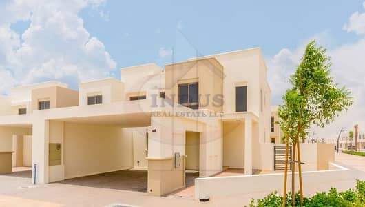 4 Bedroom Townhouse for Rent in Town Square, Dubai - Corner Unit 4BR+M Hayat Townhouse in Town Square
