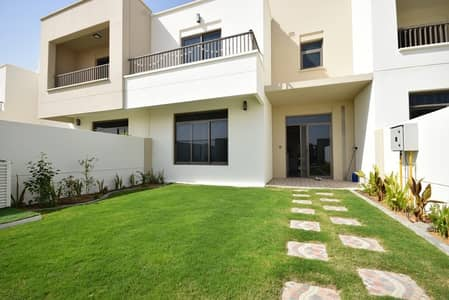 3 Bedroom Townhouse for Rent in Town Square, Dubai - Brand New Single Row Type 6|  3BR+M Townhouse