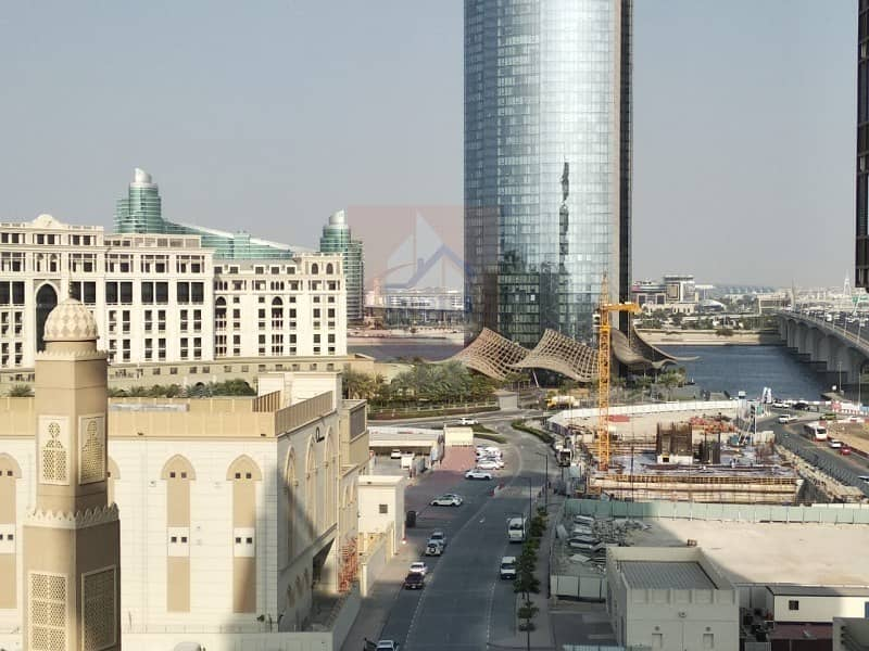 10 Canal View 2 bedroom for Sale higher floor in Riah Tower