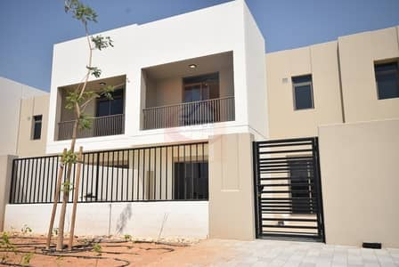 3 Bedroom Townhouse for Rent in Town Square, Dubai - Brand New Type 5 Single Row  3BR+M  Hayat Town Square  by Nshama