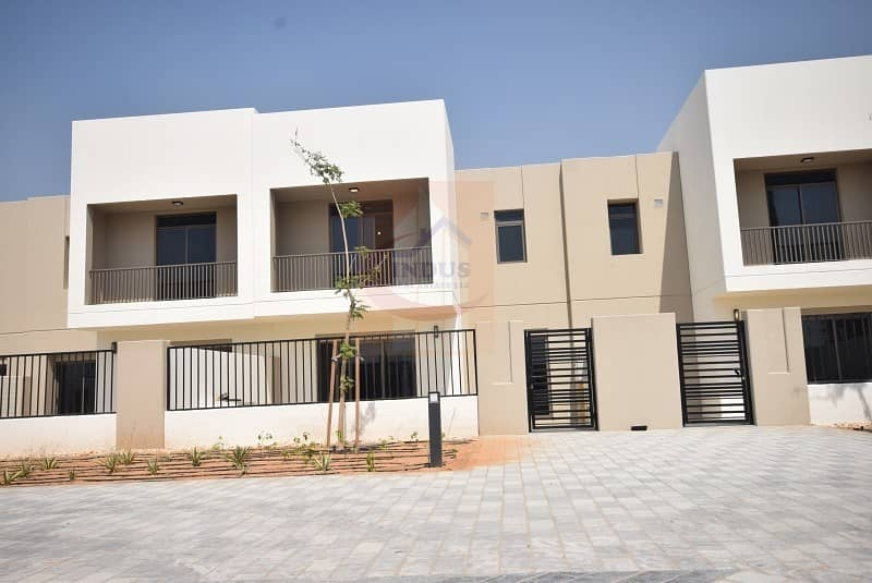 2 Brand New Type 5 Single Row  3BR+M  Hayat Town Square  by Nshama
