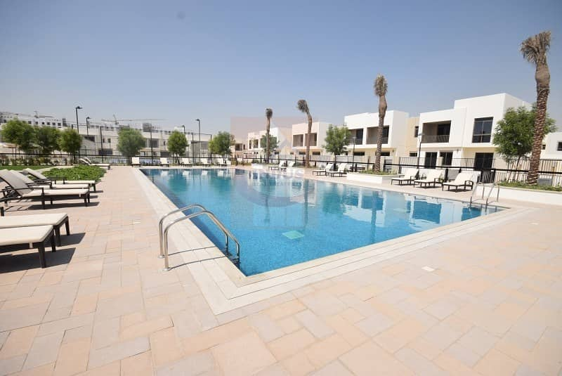 17 Brand New Type 5 Single Row  3BR+M  Hayat Town Square  by Nshama