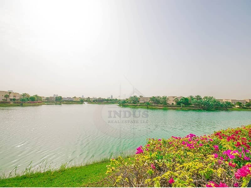 14 Exclusive 5BR Villa for Rent in Emirates Hills with Lake View