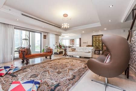 فیلا 4 غرفة نوم للبيع في الخليج التجاري، دبي - Exclusive 4br Duplex in Executive towers