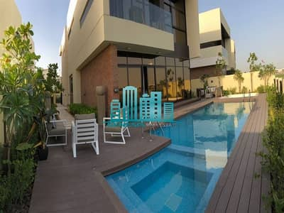 5 Bedroom Villa for Sale in DAMAC Hills (Akoya by DAMAC), Dubai -   No service charge