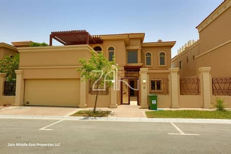 Single Row! Corner 4 BR Villa with Pool