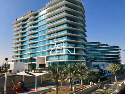 2 Bedroom Apartment for Sale in Al Raha Beach, Abu Dhabi - Below Original Price Sea View 2+M with Balcony