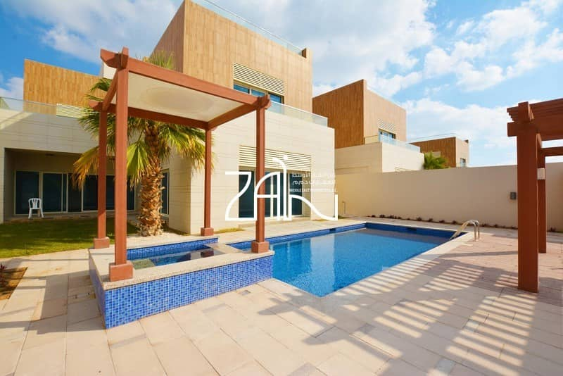 Hot Deal! Brand New 5+M Villa with Pool