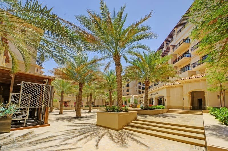 Private Saadiyat beach at The Residence!